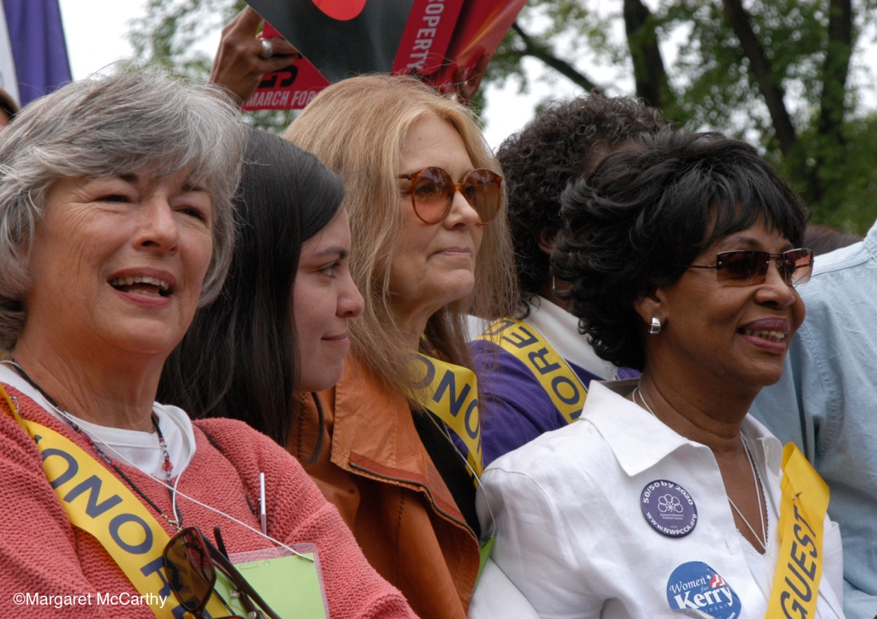 March For Women's Lives 04/25/2004