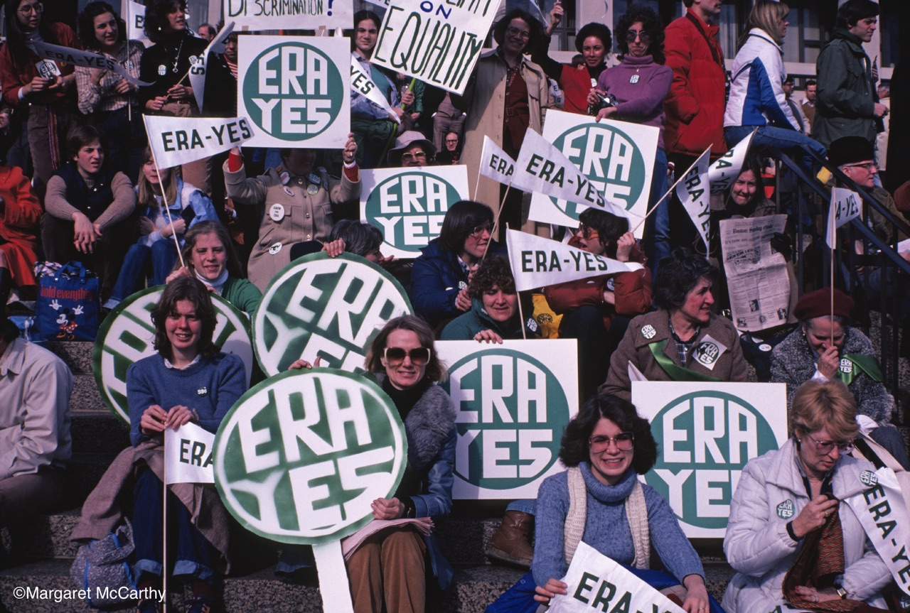 ERA Yes Inaugural DC 1981