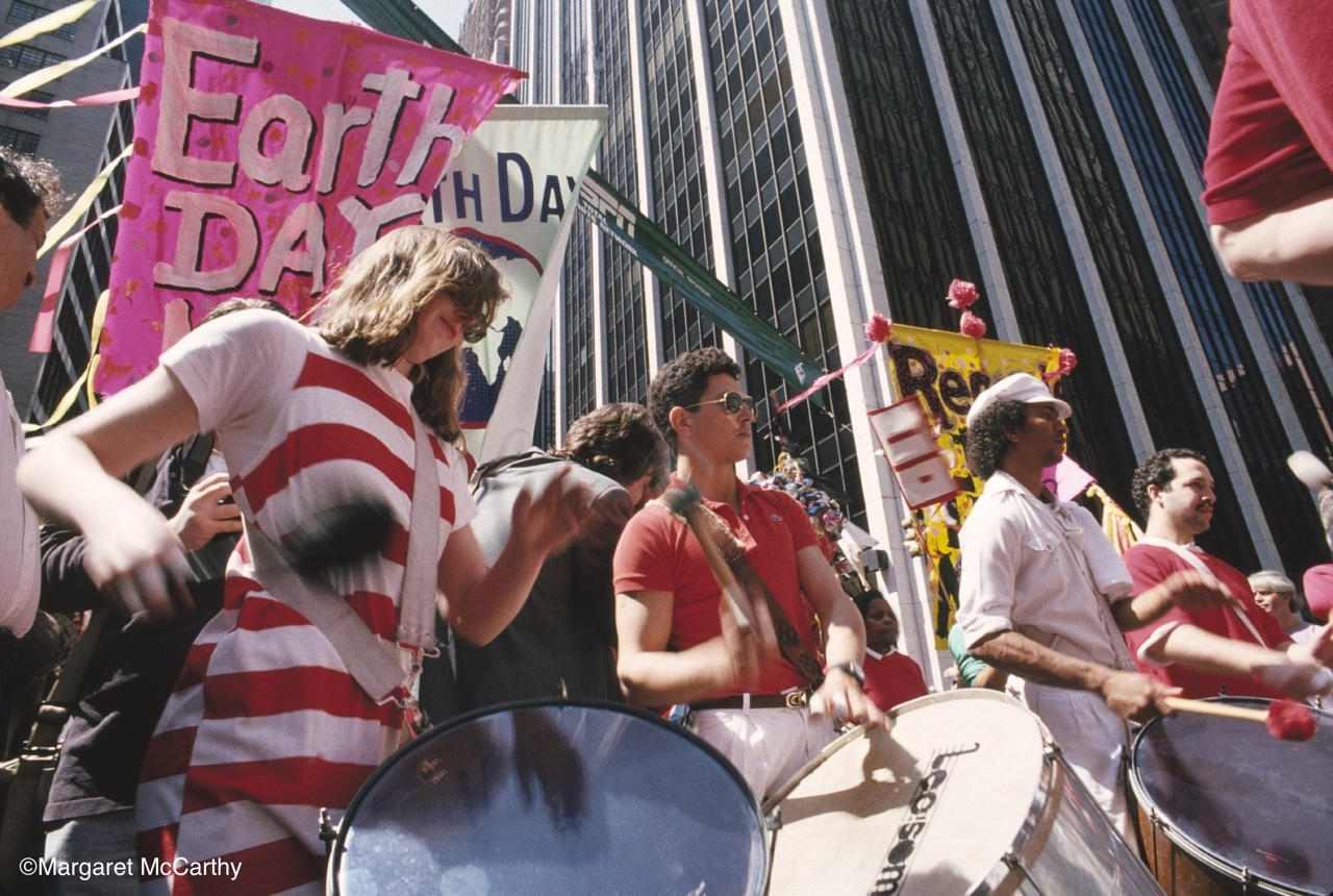 Earth Day March, New York City, NY, 04/22/1990