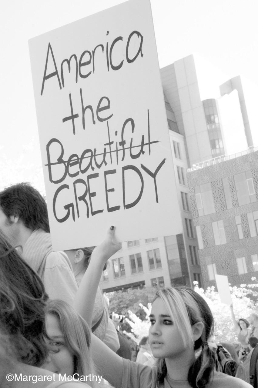 Occupy Wall Street Public Forum & march 10-8-2011