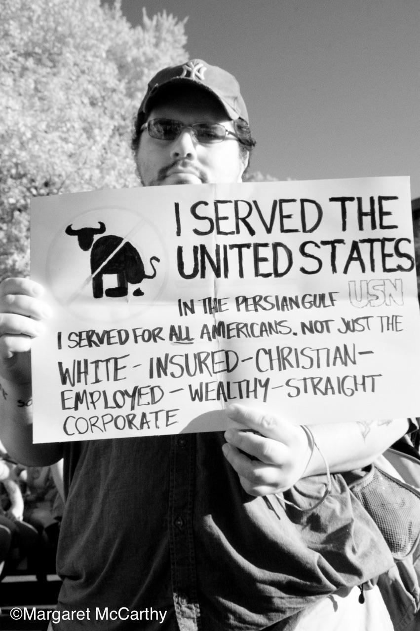 Occupy Wall Street Public Forum & march 10-8-11