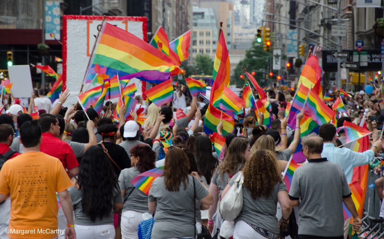 Gay Pride NYC 2015