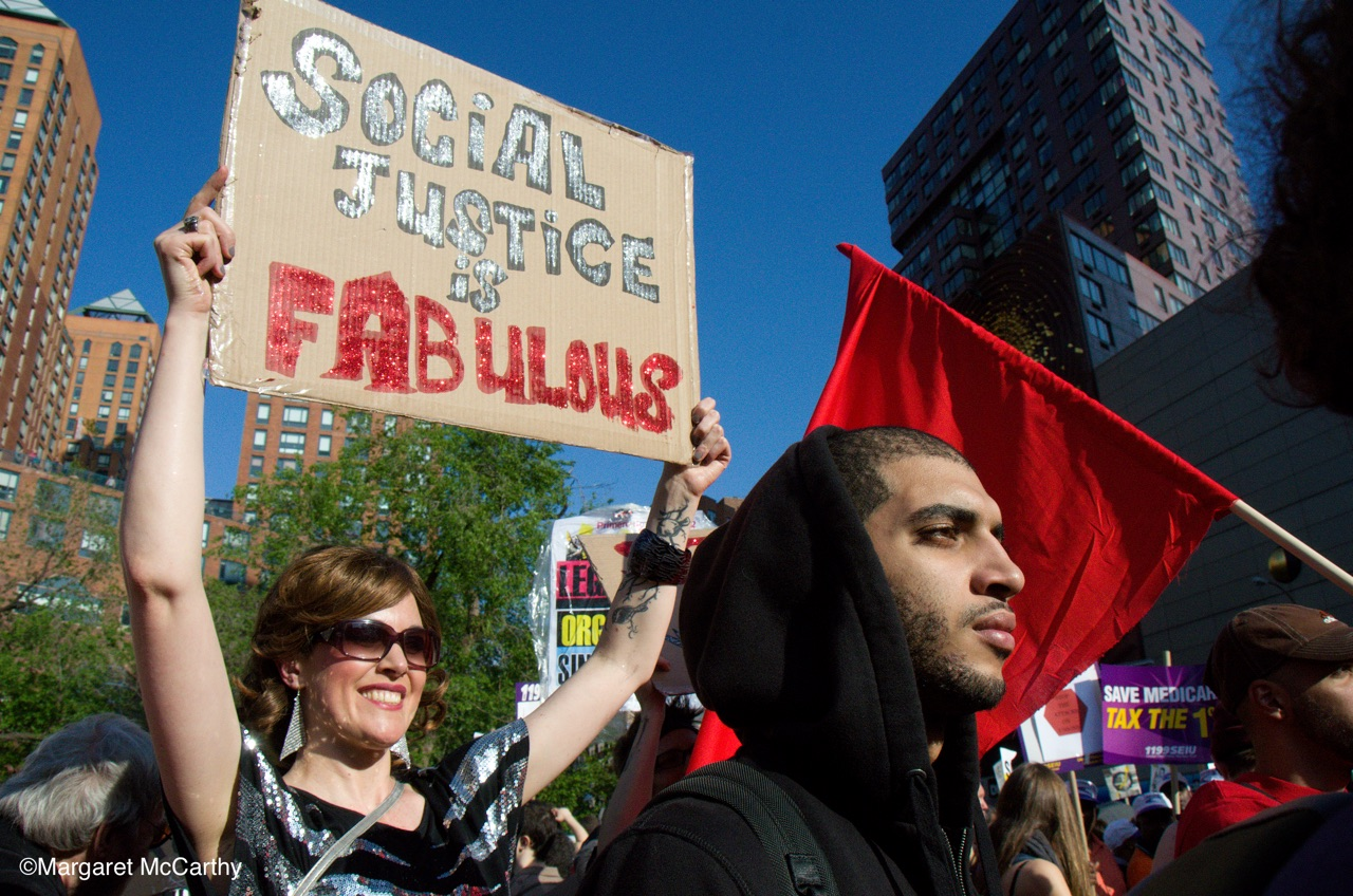 Occupy Wall Street, May Day, Union Square, NYC, 05-01-2012